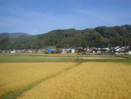 Higashi Nippon Disaster View from Tono