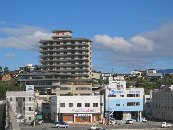 20120611 SM Kesennuma Kanyo Buillding