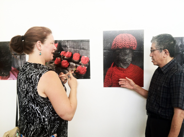 Hibaku Jizo Photo Exhibition in Los Angeles