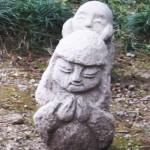 20131219 Tohoku Pilgrimage 2014 Rakan Jizo at Fumonji Rikuzentakata