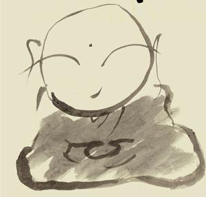 20140416 Icon Zenshuji Intro Zen Jizo Pic