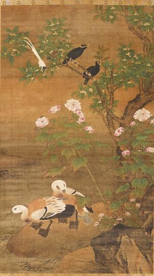LACMA Chinese Painting Lu Ji