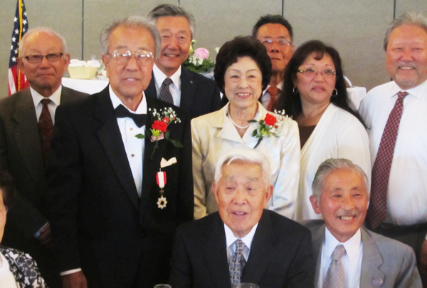 Jokun Recognition Luncheon Tatsushi Nakamura Peiple