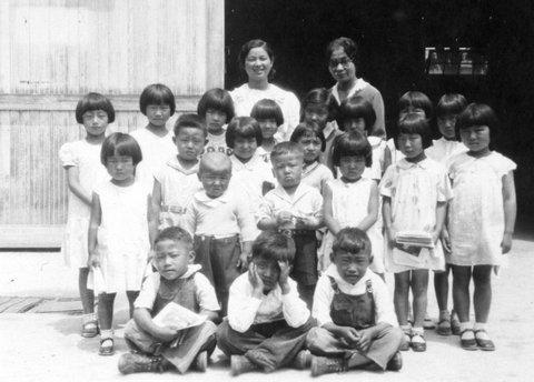 Sawtelle Reunion Sunday School 1933