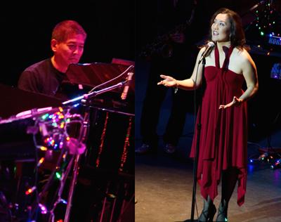 Scott Nagatani & Keiko Kawashima