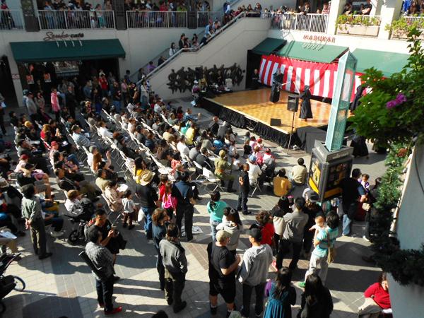 「お正月イン・リトル東京」イベントは、毎年、元旦に南加日系商工会議所の主催で行われます。(写真提供=南加日系商工会議所)