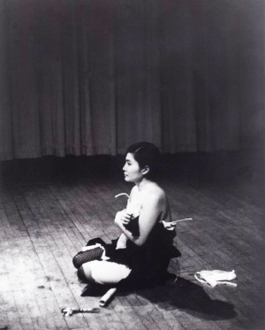 2015 MoMA Yoko Ono One Women Show
