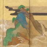 Tawaraya Sotatsu Waves at Matsushima