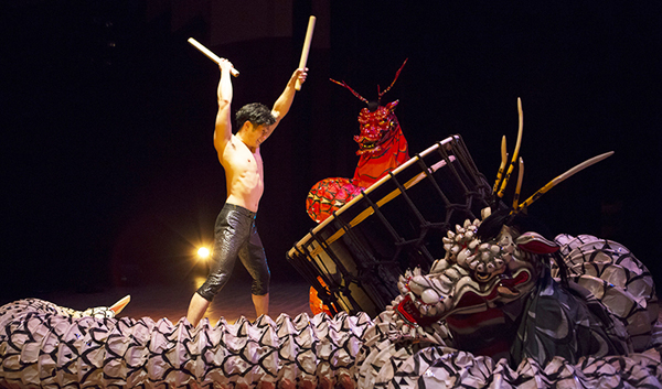 "KODO 2015 North American Tour ""Shinpi"""