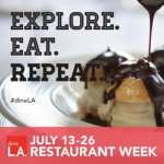 dine LA Restaurant Week