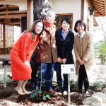 Green Legacy Hiroshima (緑の伝言プロジェクト)を応援のためパサデナを訪れた東京米山友愛(とうきょう・よねやま・ゆうあい)ロータリークラブの会員