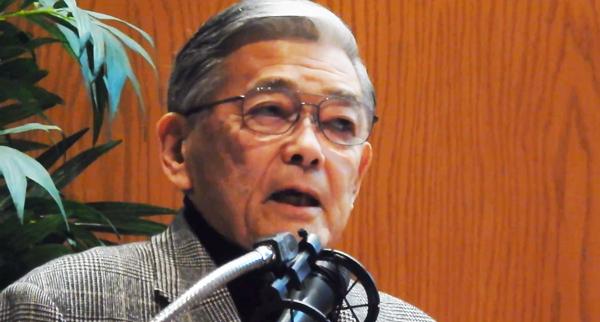 ノーマン・ミネタ氏 (Cultural News Photo)
