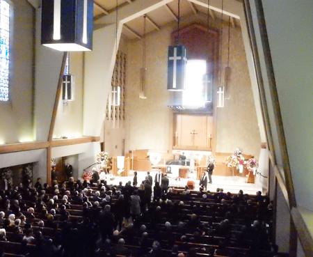 サンタモニカ・ファースト・ユナイテッド・メソジスト教会