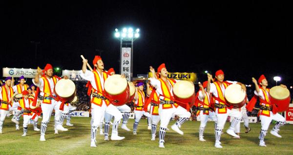 Okinawa Esisa Festival Okinawa City