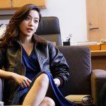 映画「シン・ゴジラ」でアメリカ大統領特使カヨコ・アン・パターソンを演じる女優・石原さとみ