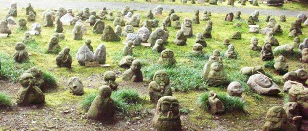 Gohyaku Rakan at Fumonji Rikuzen Takata