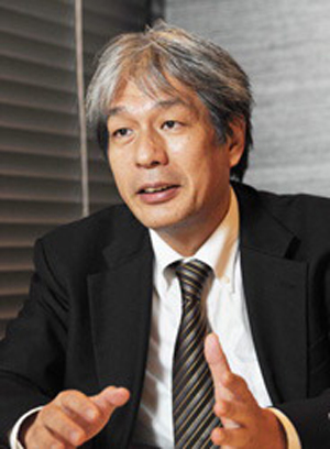 野沢弘和氏