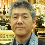 20170410 Gardena Buddhist Church Rev Iwohara Headshot