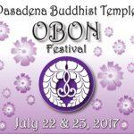 Obon 2017 Pasadena Buddhist Temple