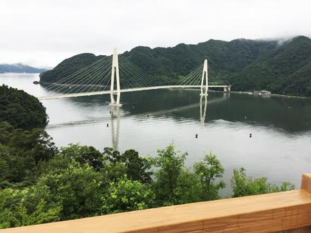 舞鶴港の風景 (半田俊夫撮影)