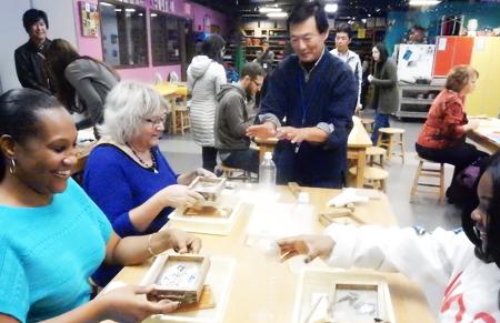 Japan Cultural Days Workshop