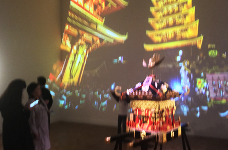 DIA Japan Cultural Days Mikoshi