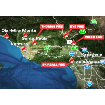 20171207 LA Emergency 4 Fire Map Icon
