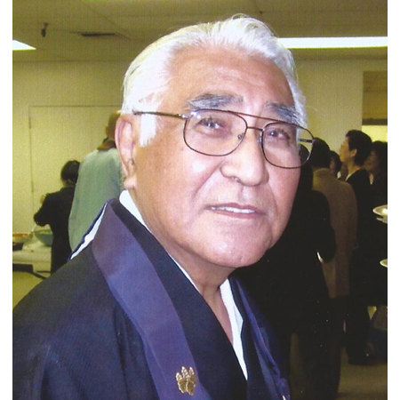 生前の桑原弘之先生