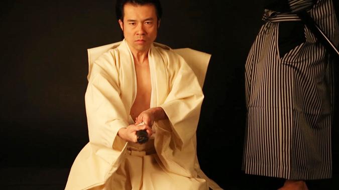 剣劇ドラマ「無頼II」は公演中心になりました