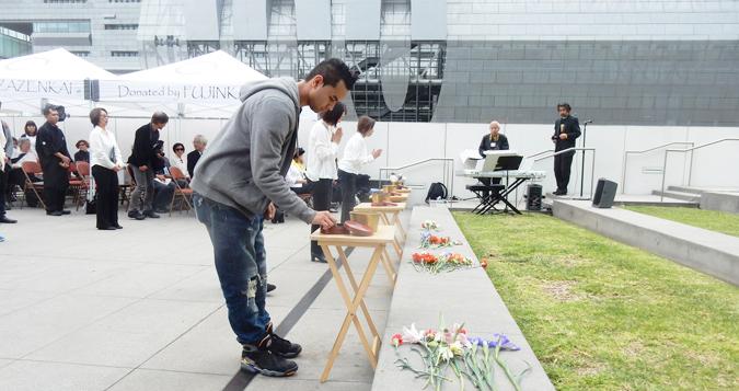 2018年3月にロサンゼルスで行われた東日本大震災の追悼行事 Love to Nippon (Cultural News Archive)