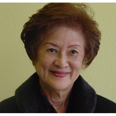 杉葉子さん(1928 - 2019) 写真は文化庁のウエブページから