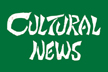 Cultural News Logo Green