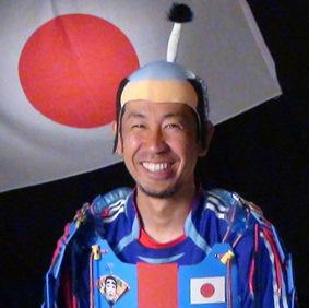 20120109 Chonmage Tai Hirokazu Tsunoda