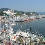Japan Disaster Tour Kesennuma Ship