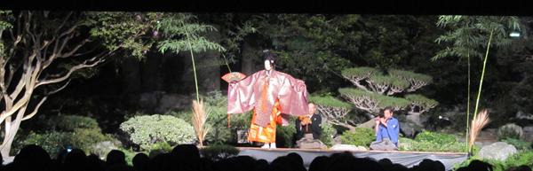20100928 JACCC Noh Stage