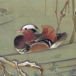 Ito Jakuchu Mandarin Ducks
