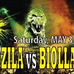 JACCC Godzilla vs Biollante