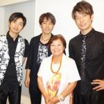 Aurora Concert Agishi and TSUKEMEN