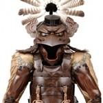 20141012 LACMA Samurai Armor Tengu Icon