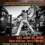 20150512 Ken Koshio Concert June 27
