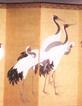20150810 LACMA Okyo Cranes Panel Icon