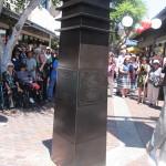 Sei Fujii Memorial Lantern