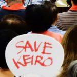 Keiro Meeting at Nishi Hongwanji