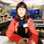 4月24日から益城町の防災アドバイザーに任命されて、益城町に滞在している株式会社・危機管理教育研究所の国崎信江さん (Cultural News Photo)