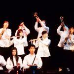 福島ホンダ友達コンサート、福島から来た20人の高校生 (Cultural News Photo)