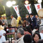 北海道物産展が3月30日に、ロサンゼルス総領事公邸で行われました。 (Cultural News Photo)