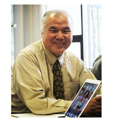 Shige Higashi iPad
