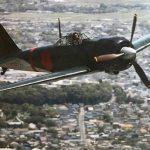 20170825 Zero Fighter over Tokyo Icon B
