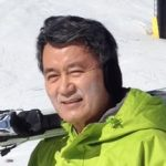 Handa Toshio Headshot at Mammoth Mountain