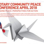 Rotary Community Peace Conference